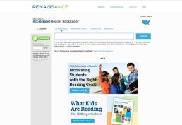 Accelerated reader book finder database