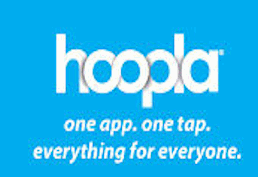 Hoopla one app, one tap, everything for everyone